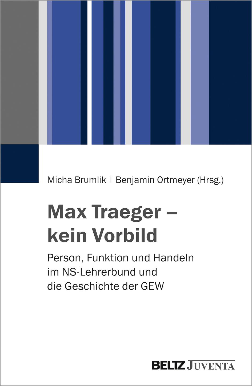BrumlikOrtmeyer - Traeger kein Vorbild - Umschlag